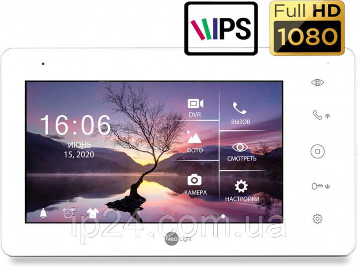 Видеодомофон NeoLight Zeta+ HD с IPS экраном