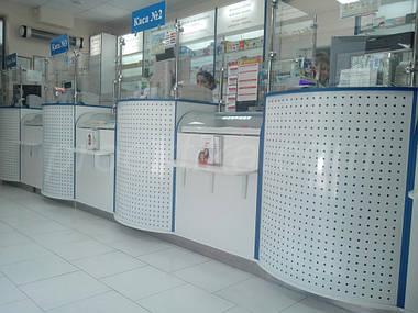 Аптека. Дата установки 25.06.2015