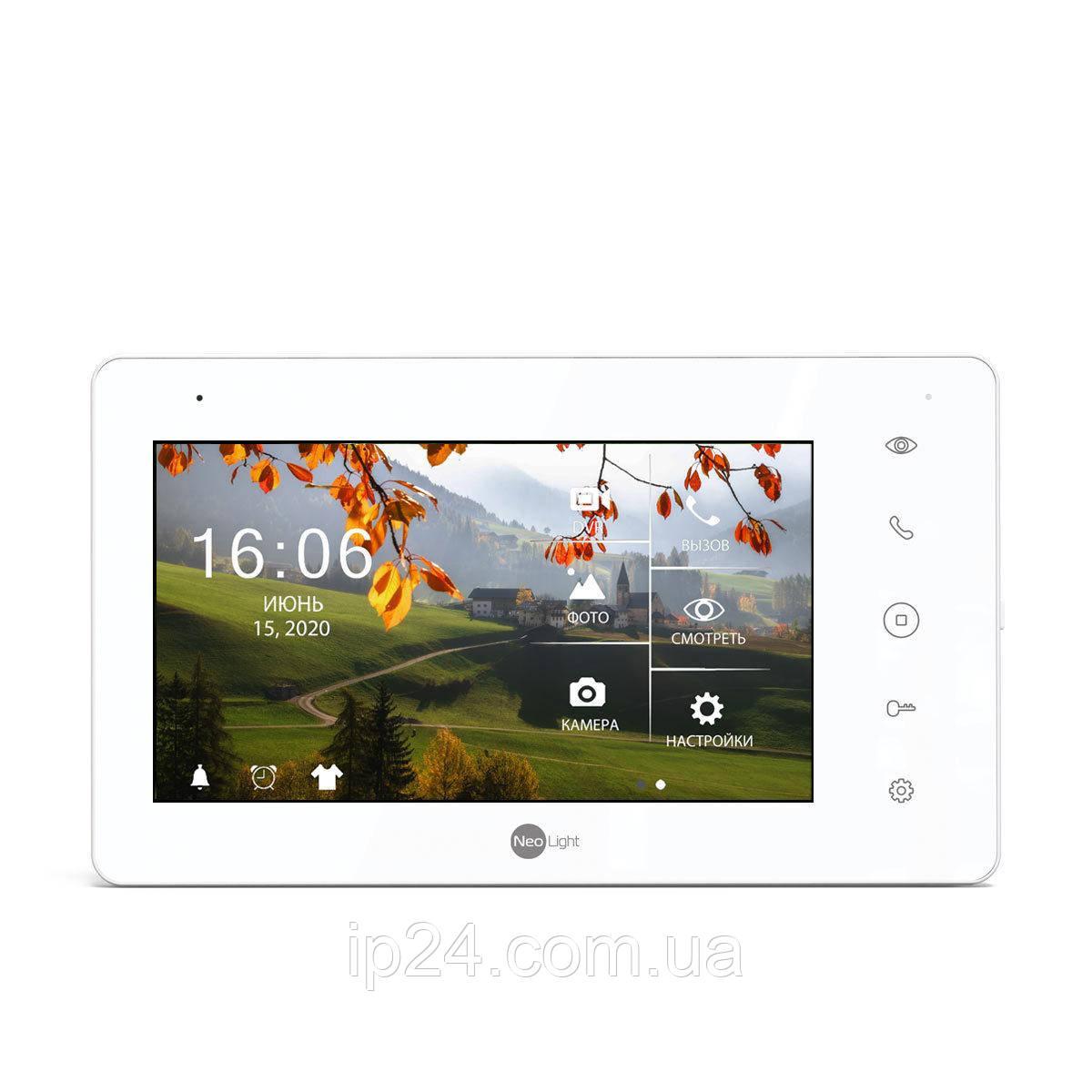 Домофон NeoLight Sigma+ HD IPS екраном