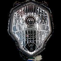 LX200GY-7A DS1 Фара передняя 12V 35/35W цоколь HS1 Loncin - 280350831-0001, фото 1