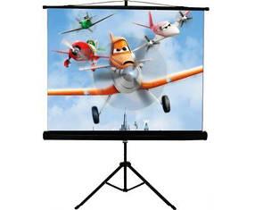 "Экран для проектора на треноге WALFIX SNT-1 (72"", 145х110 см, 4:3)"