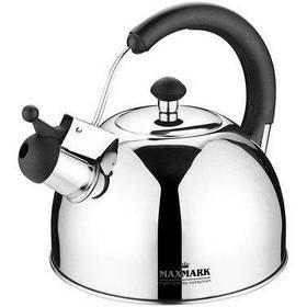 Чайник для плиты MAXMARK MK-1306