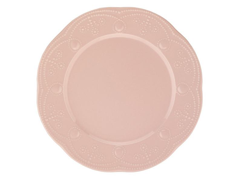 Керамическая тарелка пудра Фулия Кутахия Турция 27см 942-007