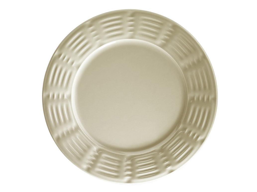 Оливковая тарелка Руби Кутахия Турция 27см 942-030