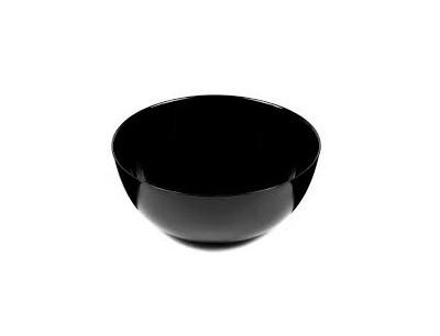 Чорний салатник Luminarc Diwali Black 145мм 0863P