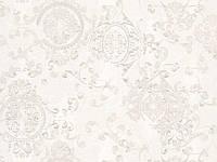 Обои 1,06х10,05, горячее тиснение, Рококо 8546-10 белый, фото 1