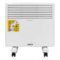 Конвектор Rotex RCH11-X напольный (1000 Вт, до 10 м²) обогреватель, тепловентилятор | Гарантия 12 мес
