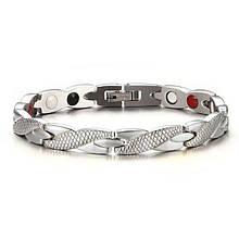 Стильный магнитный браслет для женщин