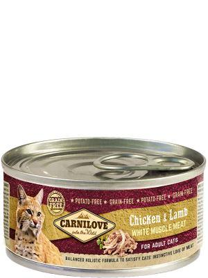 Carnilove - Chicken & Lamb for adult cats
