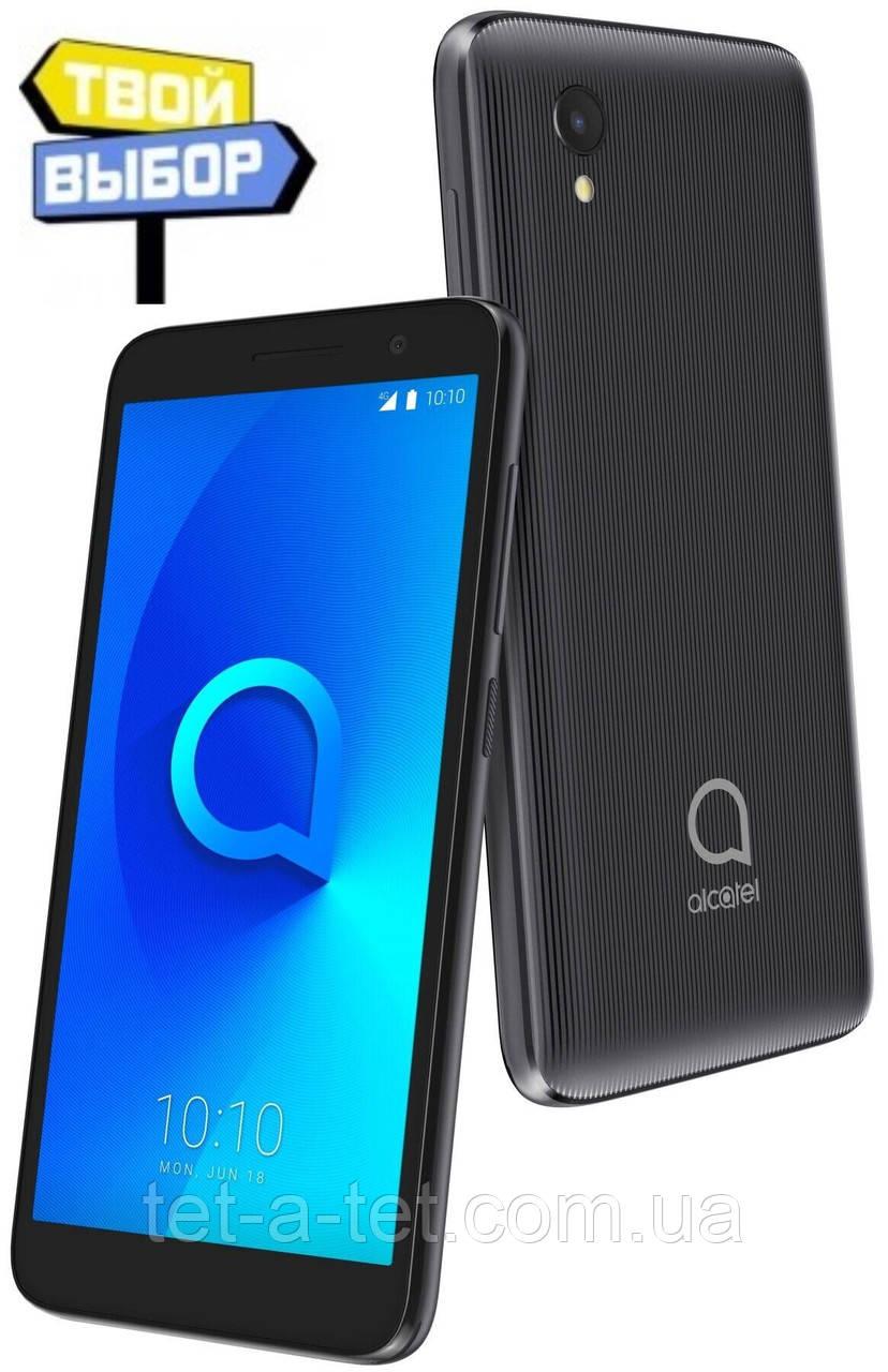 Alcatel 1 (5033D) 4G LTE 1/16GB Volcano Black