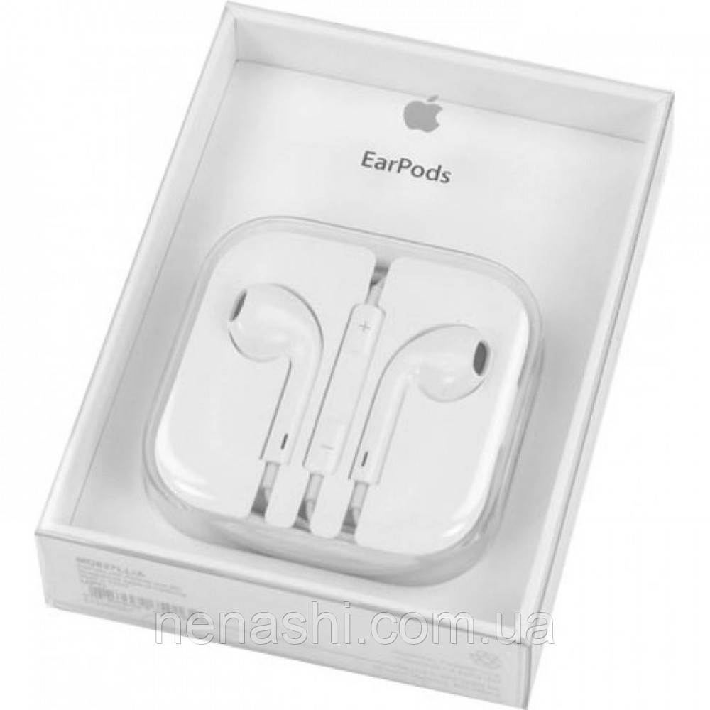 Навушники Apple EarPods (3.5 mm) Original