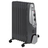 Радиатор масляный AEG RA 5521 (до 20м², 2000 Вт, 9 секций) обогреватель, тепловентилятор   Гарантия 12 мес