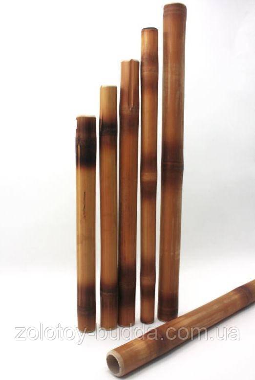 Бамбуковые палки для массажа L13 = 40см.*2,5см.
