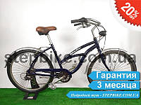 "Велосипед Johny Алю 26"" Б/У 7 (1x7) скоростей из Германии"
