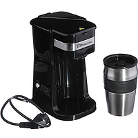 Капельная кофеварка + термостакан Domotec MS-0709 (700Вт) | кофемашина | кавоварка (Гарантия 12 мес)