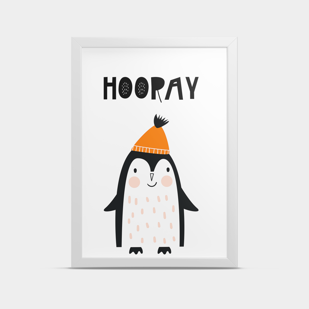 Постер Пингвин 30*40 см