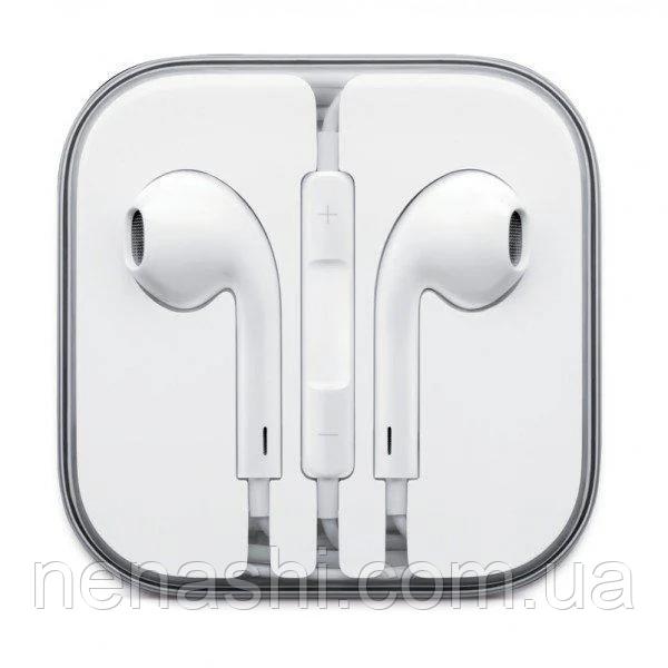 Наушники Apple EarPods (3.5 mm) Copy