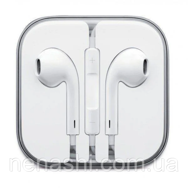 Навушники Apple EarPods (3.5 mm) Copy