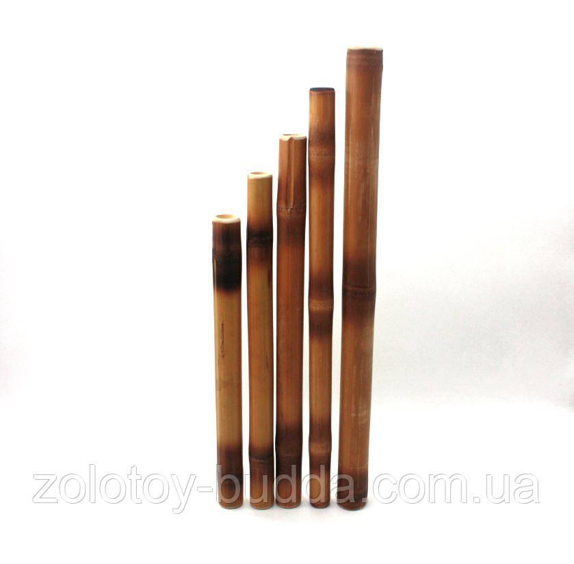 Бамбуковые палки для массажа L21 = 35см.*3,5см.