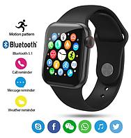 Умные часы Smart Watch W58 | смарт вотч, часы телефон, фитнес браслет | смарт годинник (Гарантия 12 мес)