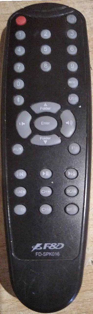 Пульт для акустики F&D FD-SPK016