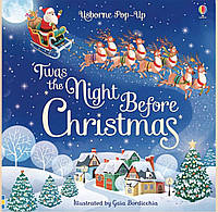 Pop-up 'Twas the Night Before Christmas. Usborne