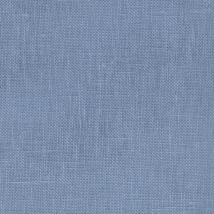 Лен Permin 076/112 Silverblue Серебристо-голубой 28 ct