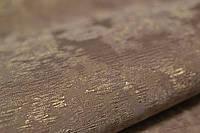 Обои 1,06х10,05, горячее тиснение, Рококо 4501-12 темно-коричневый, фото 1