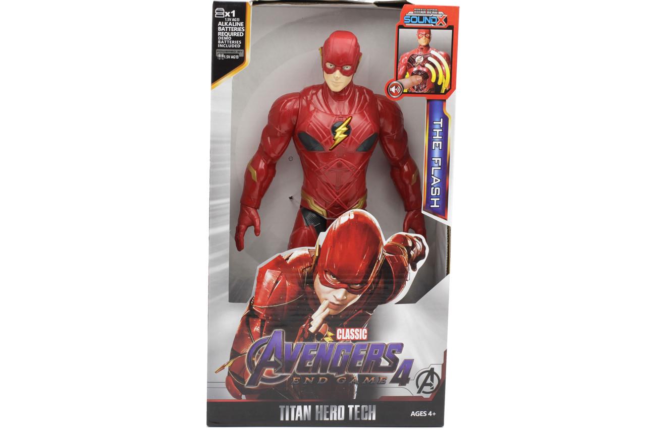 Игрушка Фигурка Супер герой  Марвел Мстители The Flash Avengers