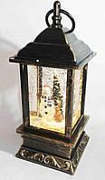 Декоративный новогодний фонарик WDR 1873, фото 1