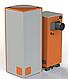 Твердотопливный котел КГУ Pellets 16 кВт с пеллетной факельной горелкой OXI и бункером для горючего, фото 2
