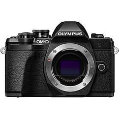 Фотоаппарат Olympus OM-D E-M10 Mark III body Вlack