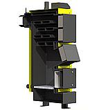 Сталевий твердопаливний котел тривалого горіння KRONAS UNIC P потужністю 62 кВт, фото 2