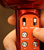 Беспроводной караоке микрофон со встроенной колонкой Wster WS-1816, фото 2