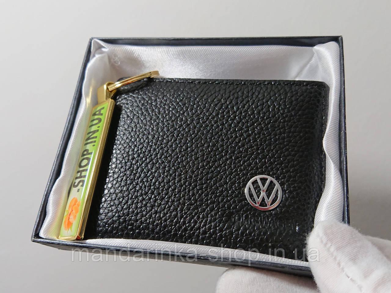 Обкладинка для автодокументів з логотипом Volkswagen