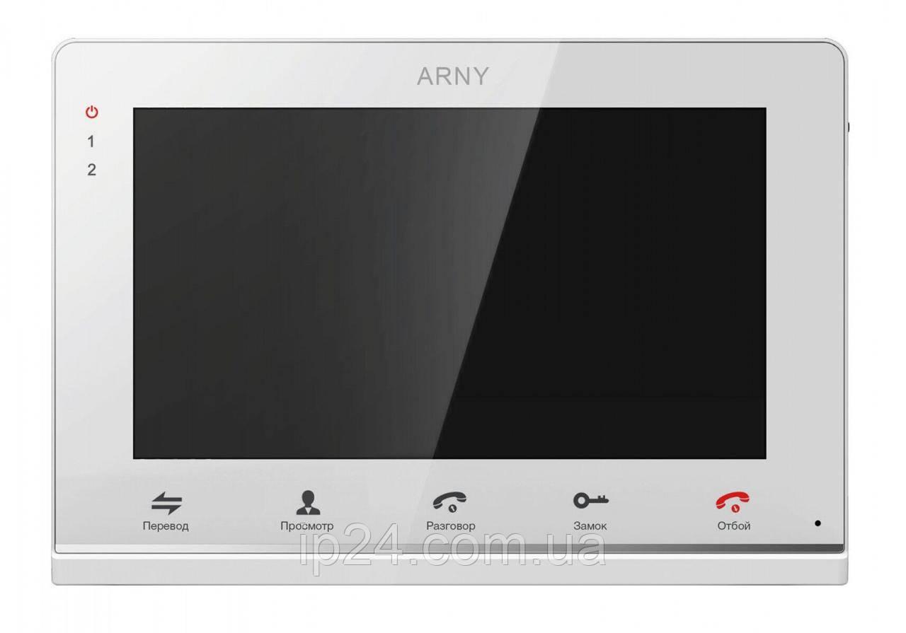 Домофон Arny AVD-715M сенсорный