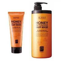 Маска медовая терапия для восстановления волос DAENG GI MEO RI HONEY INTENSIVE HAIR MASK