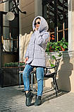 Курточка женская зимняя 42,44,46, фото 5