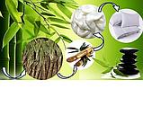 Подушка DOTINEM ЭкоТекс Линия Бамбука 70х70 Из бамбукового волокна Гипоаллергенная Натуральная Универсальная, фото 2