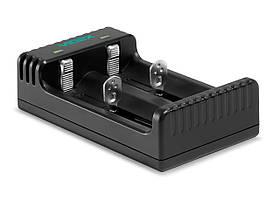 Зарядное устройство VCH-L200 Li-ion/IMR : 26650, 22650, 26500, 18650, 18500, 17670, 17500, 17335,