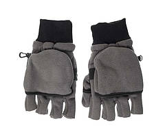 Перчатки флисовые Flagman Gray М
