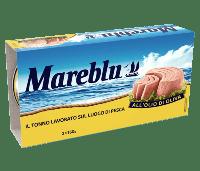 Тунець Mareblu Olio di Oliva 2 шт 160 г