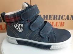 Демисезонные сапоги и ботинки American Club