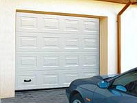 Alutech TREND Ворота гаражные секционные с торсионными пружинами