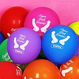 Воздушные шары с пенисами Super Dick Forever для девичника - 7 штук, фото 2