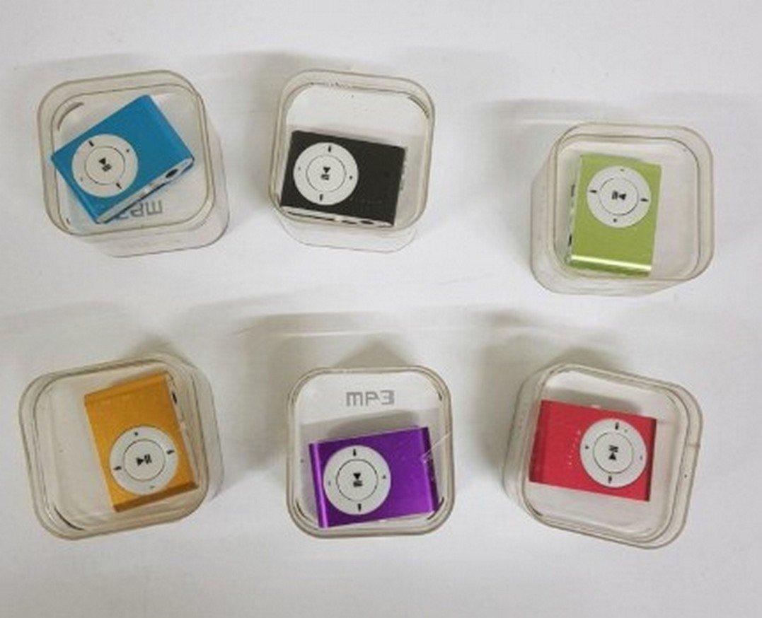 Маленький MP3 плеєр від micro-SD