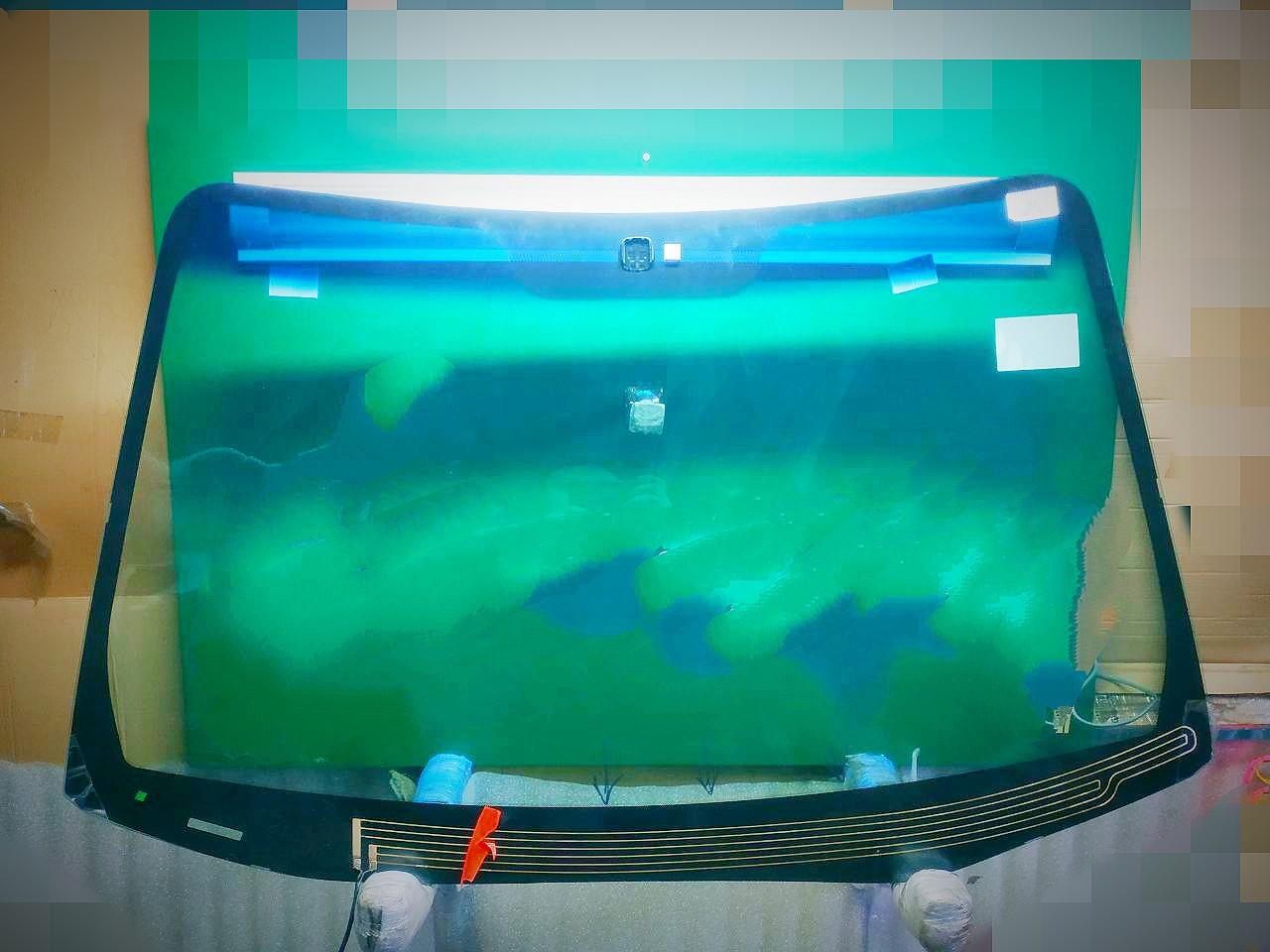 Лобовое стекло с обогревом для KIA (Киа) Sportage (04-10)
