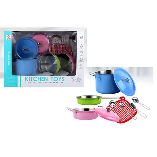 Набор игрушечной посуды 988-B8