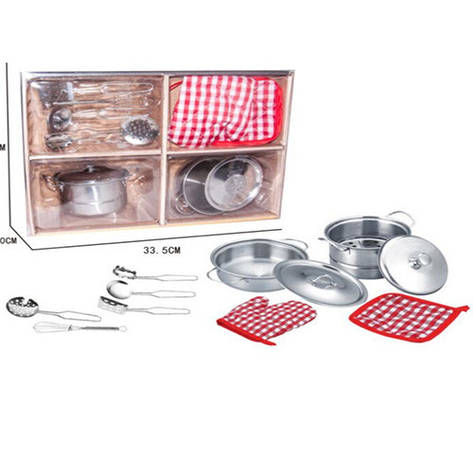 Набор игрушечной посуды YH2018-3C, фото 2