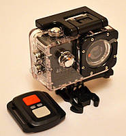 Екшн камера Action Camera 4K Ultra HD WiFi + пульт! Топ продаж